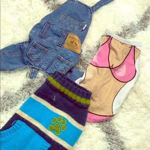 Small pet clothing (3)